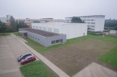 Dreifeld-Sporthalle, Schwerin